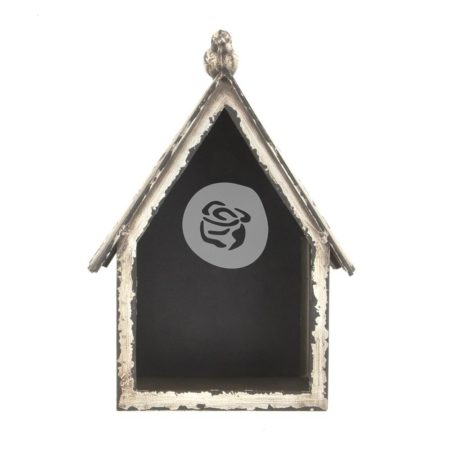 Prima Marketing Altered Metal Frame - Bird House - 961336