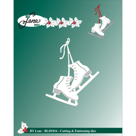 By Lene Dies - Ice Skates - BLD1016
