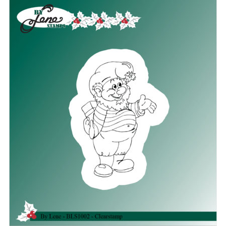 By Lene Stamps - Christmas Elves - BLS1002