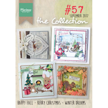 MARIANNE DESIGN MODELHÆFTE – THE COLLECTION #57