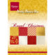 Marianne Design - Pretty Papers bloc - Royal Christmas - PK9151