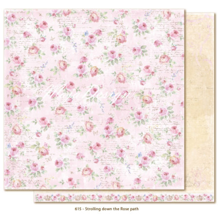 Maja Design - Sofiero - Strolling down the Rose path - SOF-615