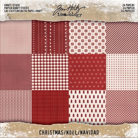 Tim Holtz - Idea-Ology - Christmas - TH93626