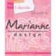 Marianne Design - Giftwrapping - Karins Pins & Bows - COL1441