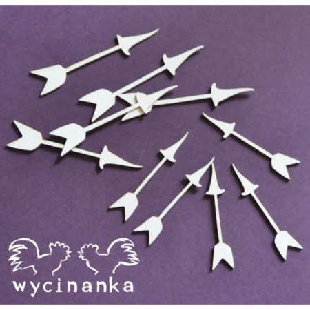 Wycinanka - CATCH YOUR DREAMS - Arrows - 24333