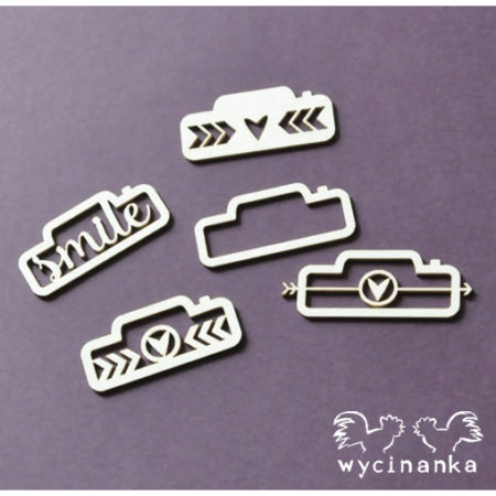 Wycinanka - HAPPY DAYS - kameraer - 27341