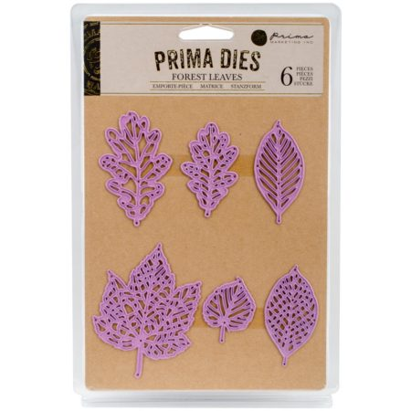 Prima Marketing Prima - Forest Leaves - 584092