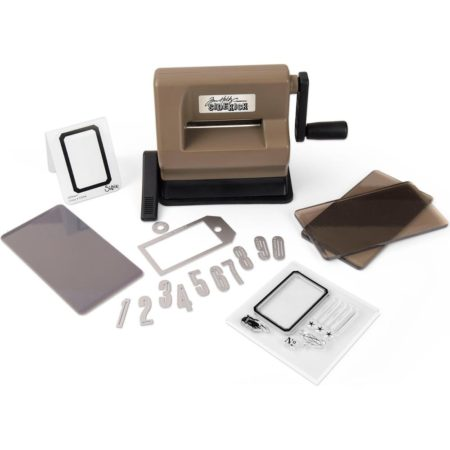 Sizzix -  Tim Holtz Side Kick Starter Kit - 662535