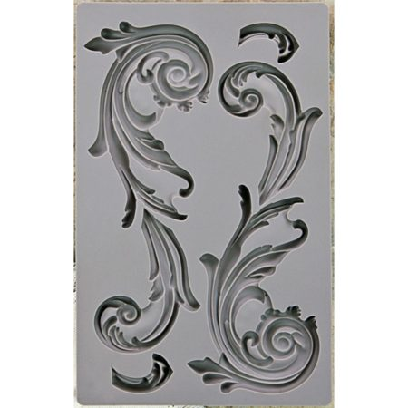 Prima - Moules Moldes - Large Flourish - 815318