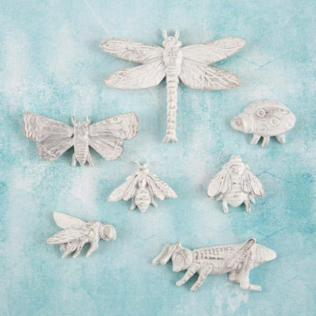 Prima Shabby Chic Treasures - Bugs - 892524