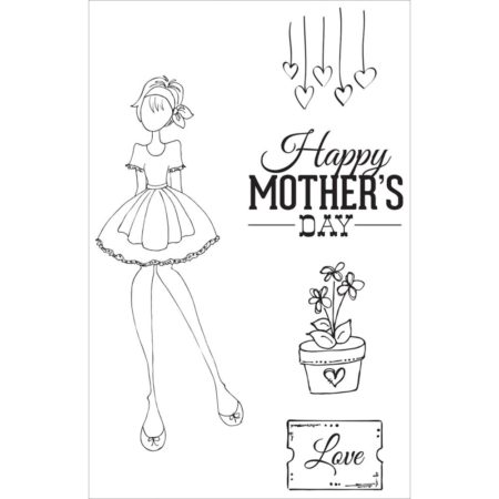 Prima Marketing - Julie Nutting Doll - Mama's Day - 910723