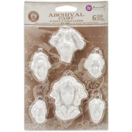 Prima - Relics & Artifacts Archival Cast - Facia Familiaris - 655350