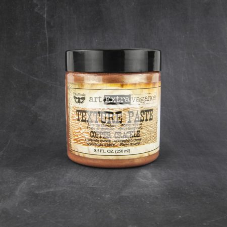 Prima - Finnabair Art Extra Texture Paste Copper Crackle 961534