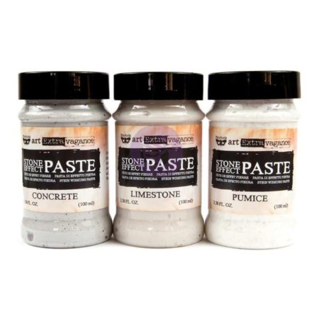 Finnabair Art Extravagance Stone Effect Paste Set - 964368