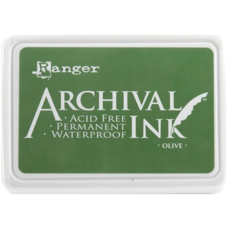 RANGER –  Archival Ink - Olive - AIP31482