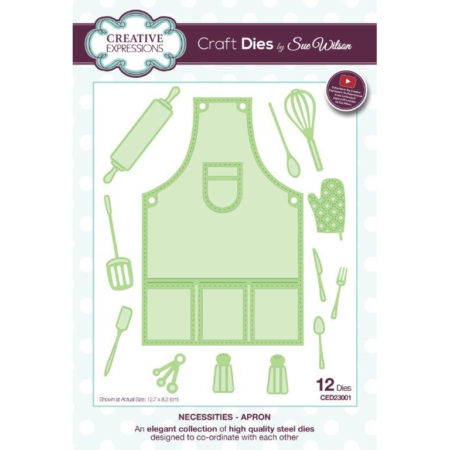Creative Expressions - Apron - CED23001
