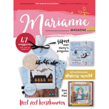 Marianne Magazine - Vinter - NR. 36 2017 - DOE36