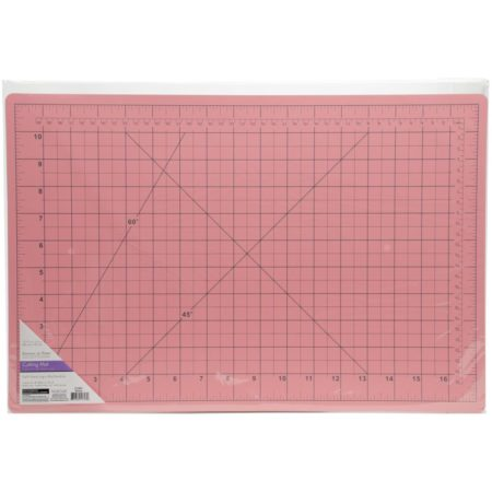 MultiCraft Self-Healing Cutting Mat Gridde - Skærundlag - ST216