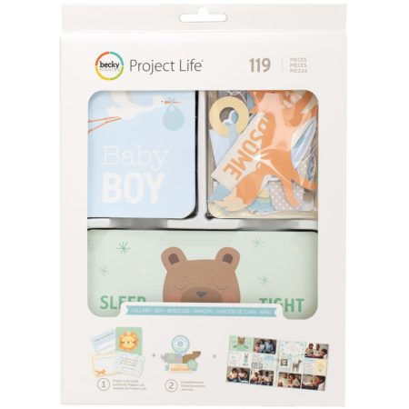 Project Life Value Kit - Lullaby Boy - 380808