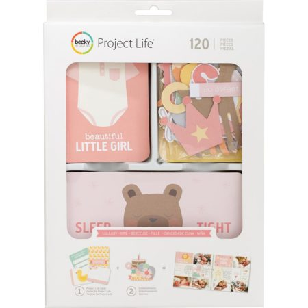 Project Life Value Kit - Lullaby Girl - 380809