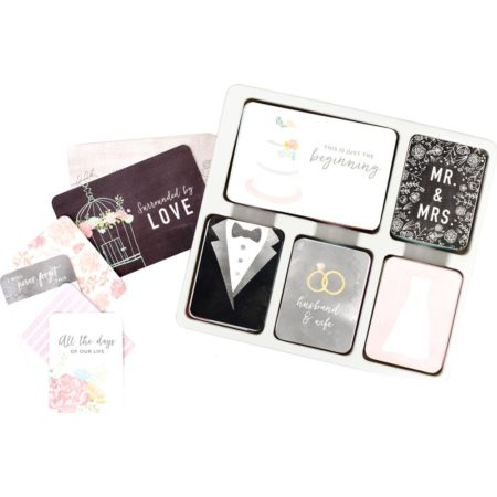 Project Life Core Kit - Modern Wedding - 380814