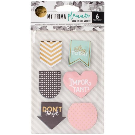 Prima - My Prima Planner Magnetic Page Markers