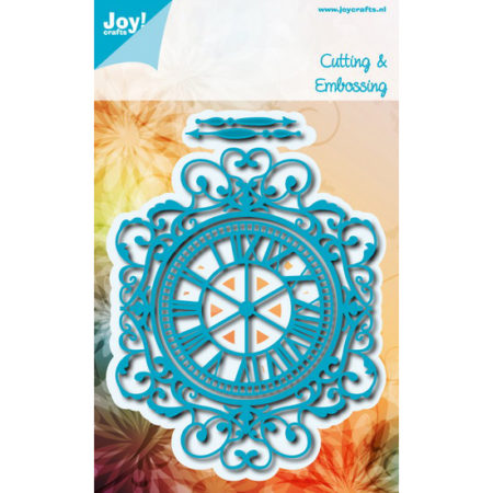 JOY DIES CUT - Clock - 6002/0971