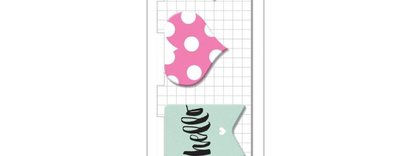 Create 365 Happy Planner Magnetic Clips - Hello