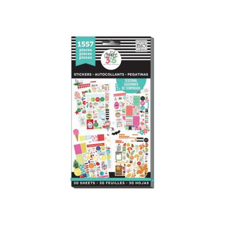 Happy Planner Create 365 Sticker Value Pack - Classic