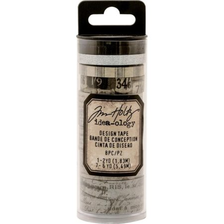 Tim Holtz - Idea-0logy Design Tape - French