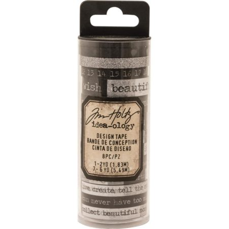 Tim Holtz - Idea-0logy Design Tape - Chatter