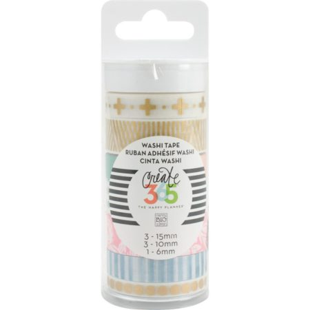 Create 365 The Happy Planner Washi Tape - Hello Life