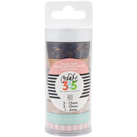 Create 365 The Happy Planner Washi Tape - Rose