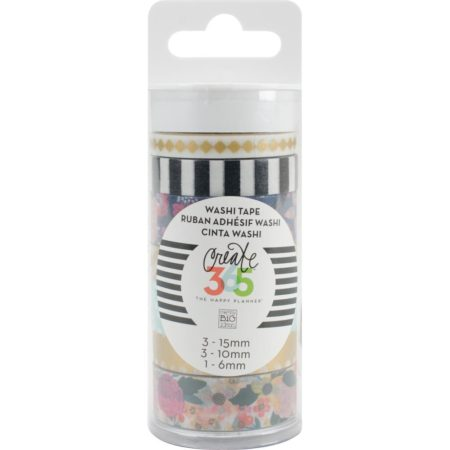 Create 365 The Happy Planner Washi Tape - Botanical Garden