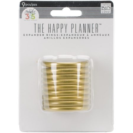 "Create 365 Happy Planner Discs - Teal 1.75"" - RING-02"