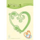 Leane - Die Cut & Embossing - Heart - 45.4506