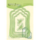 Leane - Die Cut & Embossing - Labels Large - 45.4513