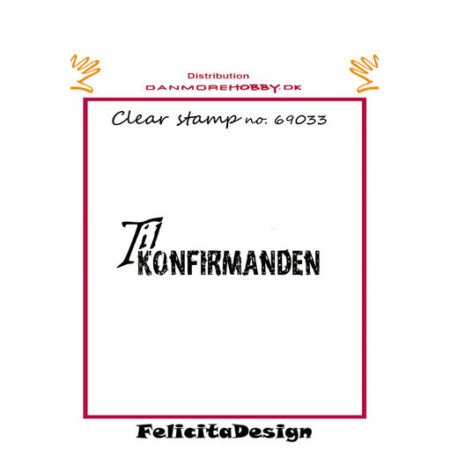 Felicia Design – Til konfirmanden - 69033