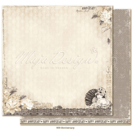 Maja Design - Celebration - Anniversary - 959