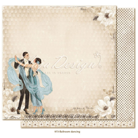 Maja Design - Celebration - Ballroom dancing - 973