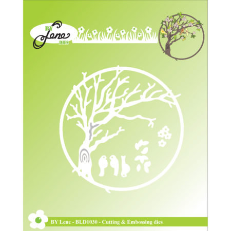 By Lene Dies - Spring Tree - BLD1030