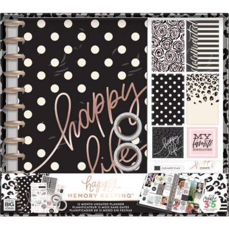 Happy Planner - Me & My Big Ideas - Happy Life
