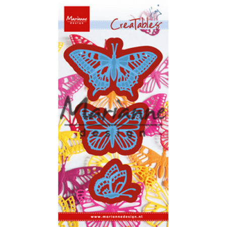 Marianne Design Dies - Tiny's Butterflies set - LR0509