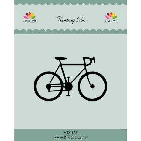 Dixi Craft Dies - Bycicle - MD0138