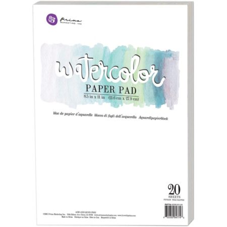 Prima Marketing - Watercolor Paper - 847746