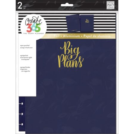 Happy Planner - Big Snap - In Hard Planner Covers - COLB-08