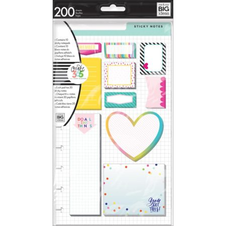 Happy Planner - Create 365 - Sticky Notes/Remember