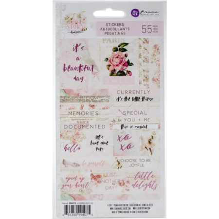 Prima - Love Story Stickers - 994075