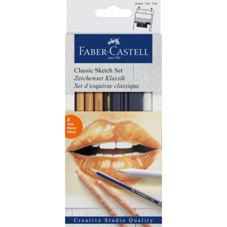 Faber Castell - Drawing Set Classic (#114004)