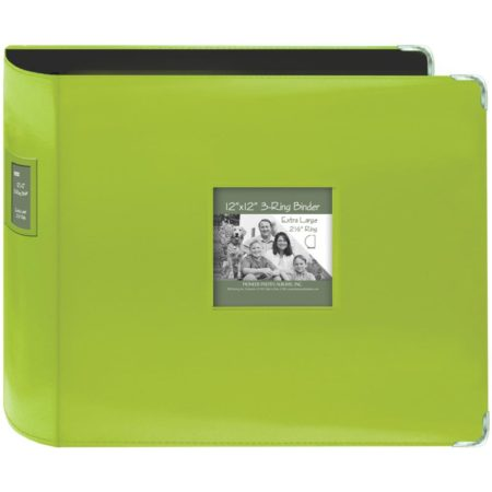 Pioneer Photo Album - Extra Large - Bright Green - T12JF/CGN
